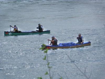 start of 2009 Yukon 1000